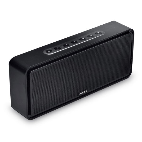 Anonsuo Portable Wireless Bluetooth Speaker With Extra